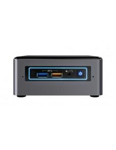 Intel NUC BOXNUC7I5BNHXF persondatorer/arbetsstationer i5-7260U Nettop 7:e generationens Intel® Core™ i5 4 GB DDR4-SDRAM 1000 In