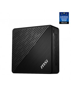 MSI Cubi 5 10M-006MYS i5-10210U 0.69L kokoinen PC 10. sukupolven Intel® Core™ i5 8 GB DDR4-SDRAM 256 SSD Windows 10 Home Mini Ms