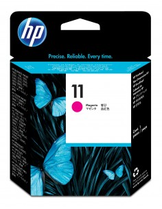 HP 11 print head Inkjet Hq C4812A - 1