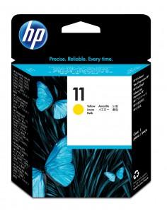 HP 11 skrivarhuvud Bläckstråleskrivare Hq C4813A - 1