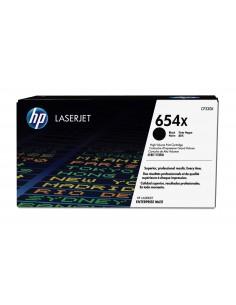 HP 654X 1 kpl Alkuperäinen Musta Hq CF330X - 1