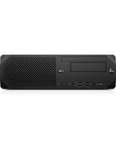 HP Z2 SFF G5 i7-10700 10th gen Intel® Core™ i7 16 GB DDR4-SDRAM 512 SSD Windows 10 Pro for Workstations Mini PC Black Hq 259H9EA