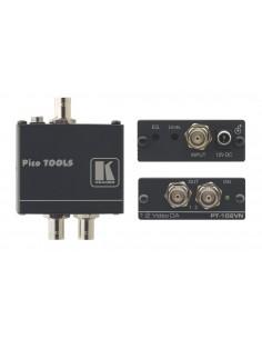 Kramer Electronics PT-102VN videovahvistin 430 MHz Musta Kramer 90-102090 - 1