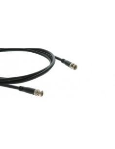 Kramer Electronics BNC Coax 1.8m koaxialkablar RG-6 1.8 m Svart Kramer 91-0101006 - 1