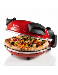 Ariete 0909 pizza maker/oven 1 pizza(s) 1200 W Black, Red Ariete 00C090900AR0 - 1