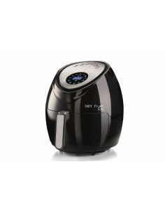 Ariete 4618 Single 5.5 L Stand-alone 1800 W Hot air fryer Black, Stainless steel Ariete 00C461800AR0 - 1