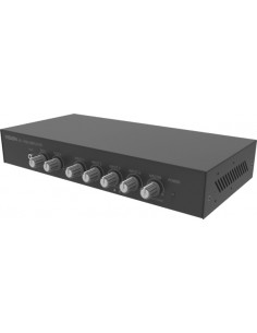 Vision AV-1900 ljudförstärkare Hem Svart Vision AV-1900 - 1