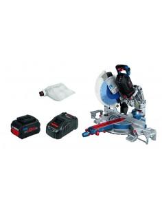 Bosch Gcm 18v-305 C Kit Akku-paneelsäge Bosch 0601B43002 - 1