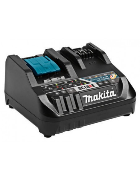 Makita Charger 10,8v-18v Makita DC18RE - 2