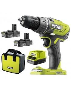 Ryobi R18dd3-220s Cordless Drill Driver Ryobi 5133003348 - 1