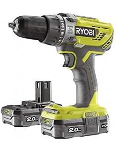 Ryobi R18pd3-220s Cordless Combi Drill Ryobi 5133003342 - 1