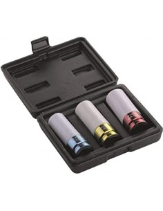 Aerotec 1/2 inch 3 socket set for wheel switch Aerotec 2009533 - 1