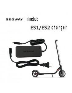 Ninebot by Segway Kickscooter Charger virta-adapteri ja vaihtosuuntaaja Sisätila 71 W Musta Ninebot-segway 90710025 - 1