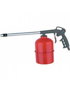 Aerotec pneumatic spray gun...