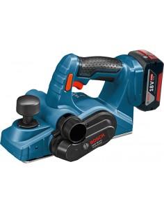 Bosch 0 601 5A0 300 elektrisk handhållen hyvel Svart, Blå 14000 RPM Bosch 06015A0300 - 1