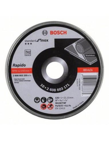 Bosch WA 60 T BF circular saw blade 12.5 cm Bosch 2608603255 - 1