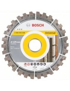 Bosch 2 608 603 630 pyörösahanterä 12.5 cm 1 kpl Bosch 2608603630 - 1