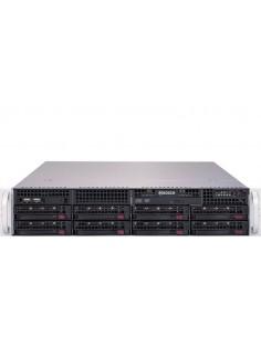 Bosch DIVAR IP 7000 Lagringsserver Rack (2U) Nätverksansluten (Ethernet) Svart E3-1275V3 Bosch DIP-7184-4HD - 1