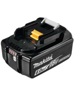 Makita 197422-4 cordless tool battery / charger Makita BL1860B - 1
