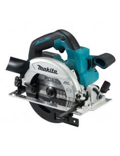 Makita DHS660Z käsipyörösaha 16.5 cm Musta, Sininen 5000 RPM Makita DHS660Z - 1