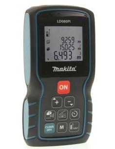Makita LD080PI måttband Svart, Blå 80 m Makita LD080PI - 1