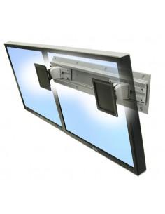 "Ergotron Neo-Flex Dual Monitor Wall Mount 61 cm (24"") Silver Ergotron 28-514-800 - 1"