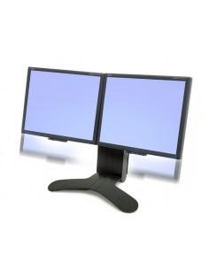 "Ergotron LX Series Dual Display Lift Stand 61 cm (24"") Svart Ergotron 33-299-195 - 1"