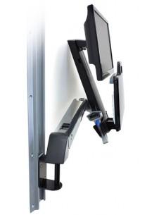 "Ergotron StyleView Sit-Stand Combo Arm 61 cm (24"") Alumiini Ergotron 45-266-026 - 1"