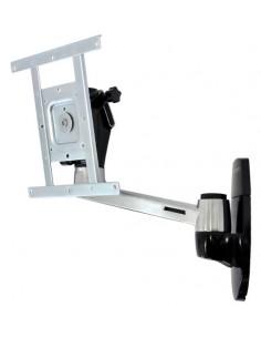 "Ergotron LX HD Wall Mount Swing Arm 106.7 cm (42"") Aluminium Ergotron 45-268-026 - 1"