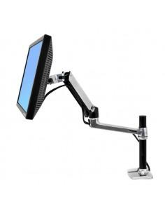 "Ergotron LX Series Desk Mount LCD Arm, Tall Pole 86.4 cm (34"") Svart Ergotron 45-295-026 - 1"