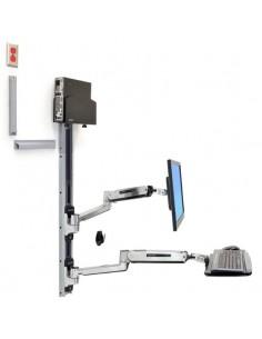 "Ergotron 45-359-026 monitor mount / stand 106.7 cm (42"") Silver Ergotron 45-359-026 - 1"