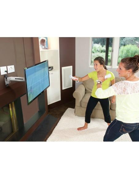 """Ergotron 45-361-026 TV mount 106.7 cm (42"""") Silver Ergotron 45-361-026 - 4"""