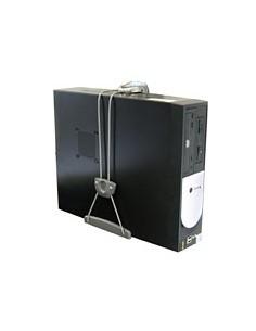 Ergotron Universal CPU holder Desk-mounted Grey Ergotron 80-105-064 - 1