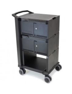 Ergotron cart 32 Black Notebook Multimedia Ergotron DM32-1004-2 - 1