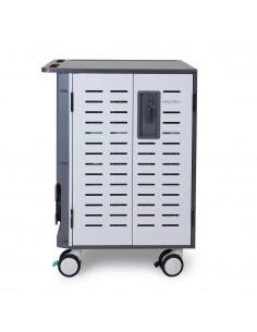 Ergotron Zip40 Portable device management cart Black, Grey Ergotron DM40-2008-2 - 1
