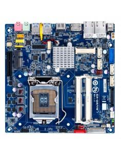 Gigabyte GA-Q87TN Intel® Q87 LGA 1150 (uttag H3) Mini ATX, ITX Gigabyte GA-Q87TN BULK - 1