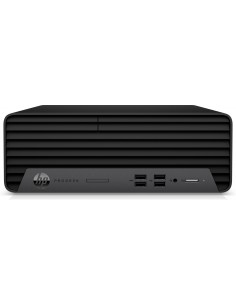 HP ProDesk 400 G7 i5-10500 SFF 10. sukupolven Intel® Core™ i5 8 GB DDR4-SDRAM 256 SSD Windows 10 Pro PC Musta Hp 11M56EA#UUW - 1