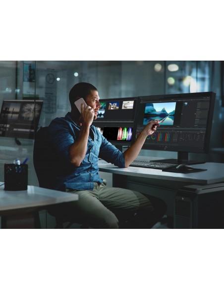 "HP DreamColor Z27x G2 Studio 68.6 cm (27"") 2560 x 1440 pixels Quad HD LED Black Hp 2NJ08A4#ABB - 9"