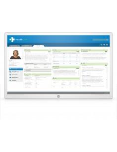 "HP Healthcare Edition HC271 68.6 cm (27"") 2560 x 1440 pikseliä Quad HD LED Valkoinen Hp 3ME70AA#ABB - 1"