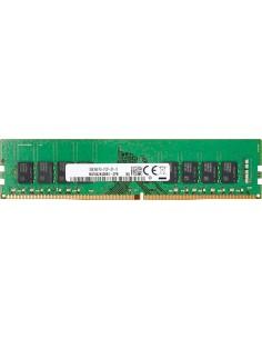HP 3TQ37AA memory module 8 GB 1 x DDR4 2666 MHz ECC Hp 3TQ37AA - 1