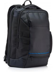 HP Recycled ryggsäckar Svart polyvinylbutyral (PVB), Polyetentereftalat (PET) Hp 5KN28AA - 1