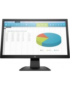 "HP P204 49.5 cm (19.5"") 1600 x 900 pixels HD+ LED Black Hp 5RD65AA#ABB - 1"