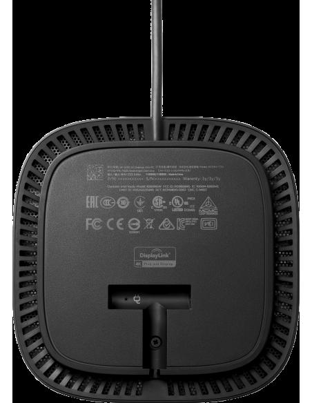 HP 5TW13AA Langallinen USB 3.2 Gen 1 (3.1 1) Type-C Musta Hp 5TW13AA#ABB - 4
