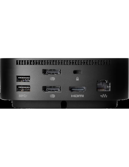 HP 5TW13AA Langallinen USB 3.2 Gen 1 (3.1 1) Type-C Musta Hp 5TW13AA#ABB - 6