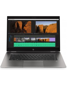 "HP ZBook Studio G5 Mobiilityöasema 39.6 cm (15.6"") 3840 x 2160 pikseliä 8. sukupolven Intel® Core™ i9 16 GB DDR4-SDRAM 512 SSD H"
