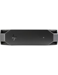 HP Z2 mini G4 i7-8700 PC 8:e generationens Intel® Core™ i7 16 GB DDR4-SDRAM 512 SSD Windows 10 Pro Arbetsstation Svart Hp 5UD06E