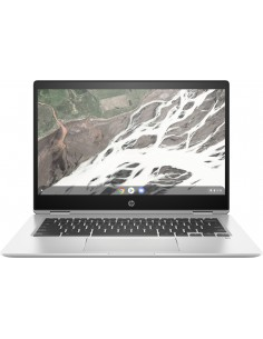 "HP Chromebook x360 14 G1 35.6 cm (14"") 1920 x 1080 pixels Touchscreen 8th gen Intel® Core™ i3 8 GB DDR4-SDRAM 64 Flash Wi-Fi 5 H"