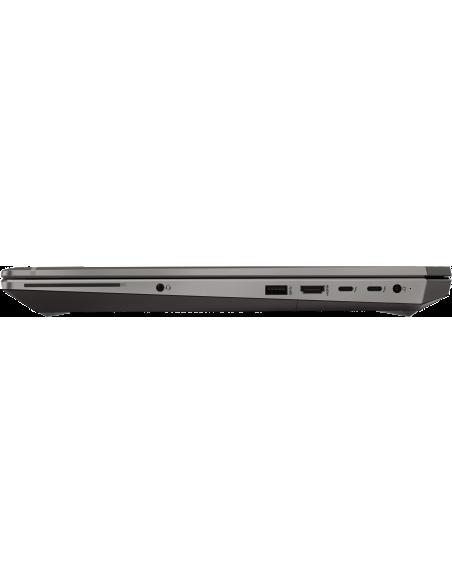 "HP ZBook 15 G6 Mobiilityöasema 39.6 cm (15.6"") 1920 x 1080 pikseliä 9. sukupolven Intel® Core™ i7 16 GB DDR4-SDRAM 512 SSD Hp 6T"