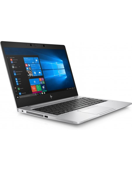 "HP EliteBook 830 G6 Notebook 33.8 cm (13.3"") 1920 x 1080 pixels 8th gen Intel® Core™ i7 16 GB DDR4-SDRAM 512 SSD Wi-Fi 6 Hp 6XE6"