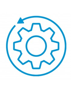 HP :n 3 vuoden DaaS ennakoivan hallinnan Premium-palvelu, seuraavana arkipäivänä asiakkaan tiloissa / DMR kannettaville Hp U9QA0